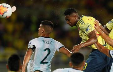 [VIDEO] Arturo Reyes, el directo responsable de la derrota de Colombia
