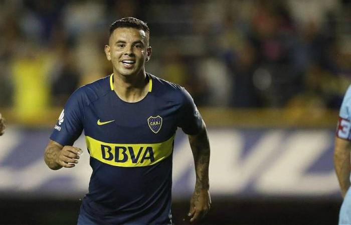 Edwin Cardona aún no concreta su regreso a Boca Juniors. Foto: EFE