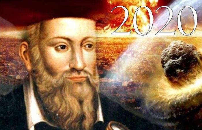 predicciones Nostradamus 2020