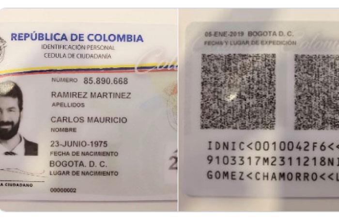 El diseño no fue del agrado de los colombianos. Foto: Twitter