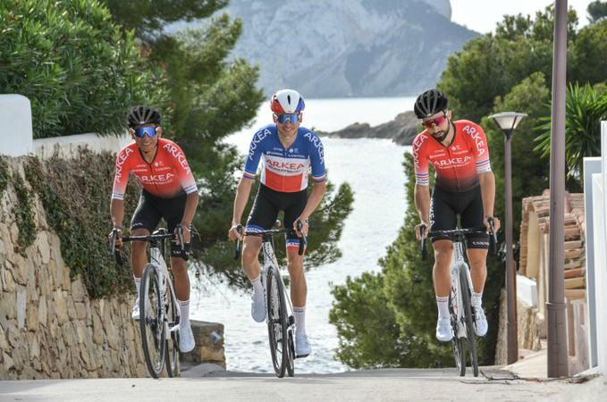 UCI World Tour 2020 Arkea Warren Barguil Nairo Quintana Le Telegramme