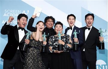 """""""Parasite"""" el filme surcoreano que está arrasando en Hollywood"""