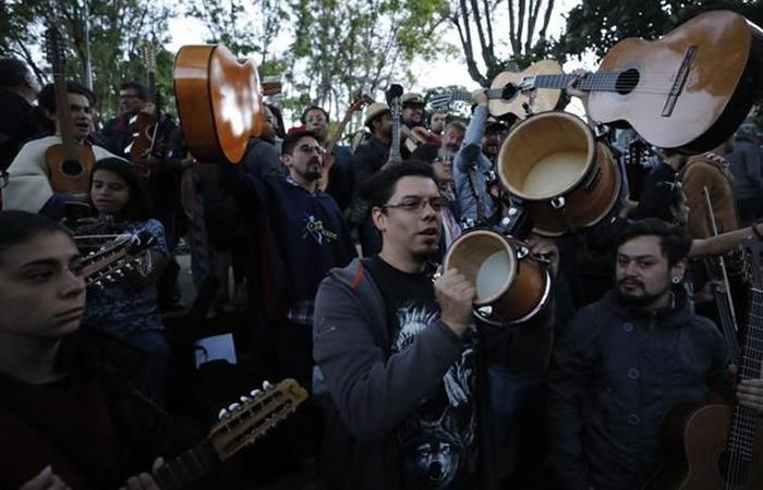 Cacerolazo será la primera gran protesta del año del país