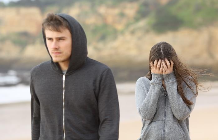 Cómo saber hombre no está enamorado