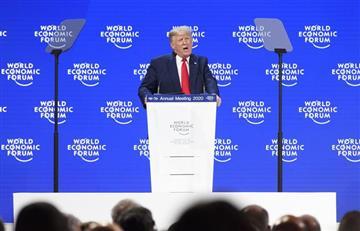 """""""Son profetas de la fatalidad"""": Trump sobre críticos del calentamiento global"""