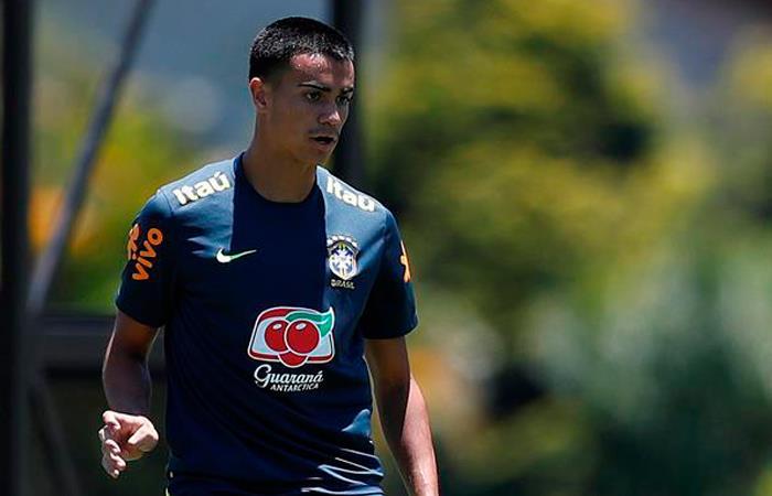 Estrella Real Madrid Reinier Jesús Preolímpico Colombia 2020