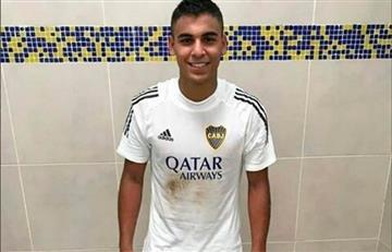 El hijo del 'Chicho' Serna fichó por Boca Juniors