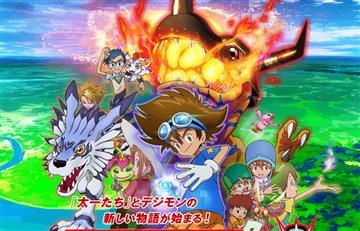 [VIDEO] Digimon tendrá un 'remake' que se estrenará en 2020