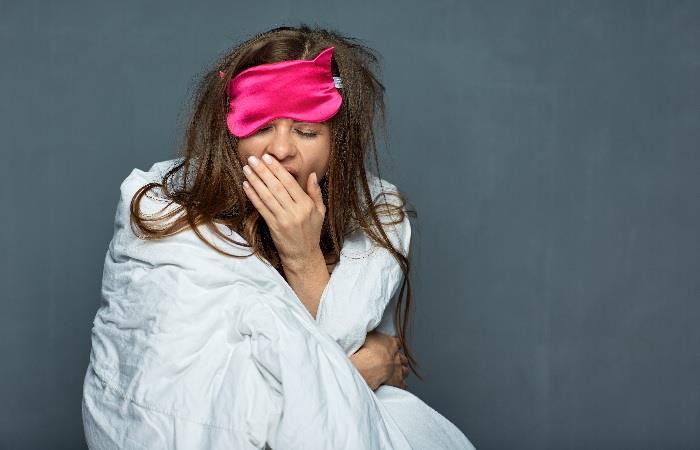 Dormir exceso fines semana también es malo