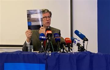 HRW presume que las 'chuzadas' eran realizadas con equipos donados por EE.UU.