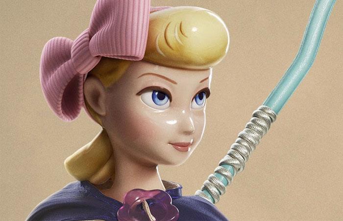 Lamp Life Toy Story Pastorcita Bo Beep