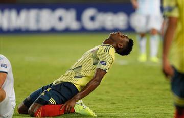 Revolcón en la nómina titular de la Selección Colombia Sub 23