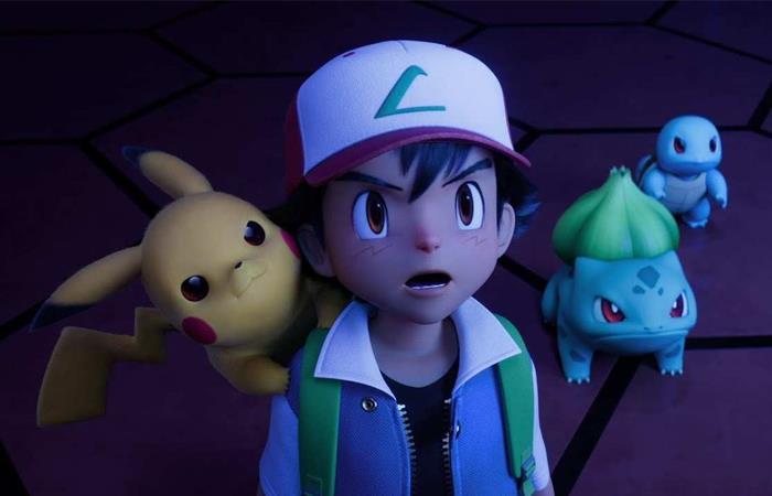 La nueva película de Pokémon se estrenará en febrero de 2020. Foto: Twitter