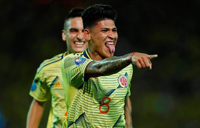Torneo Preolímpico Rafael Carrascal Arturo Reyes Colombia vs Ecuador
