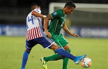 Bolivia perdió en su partido debut ante Paraguay en el Preolímpico 2020