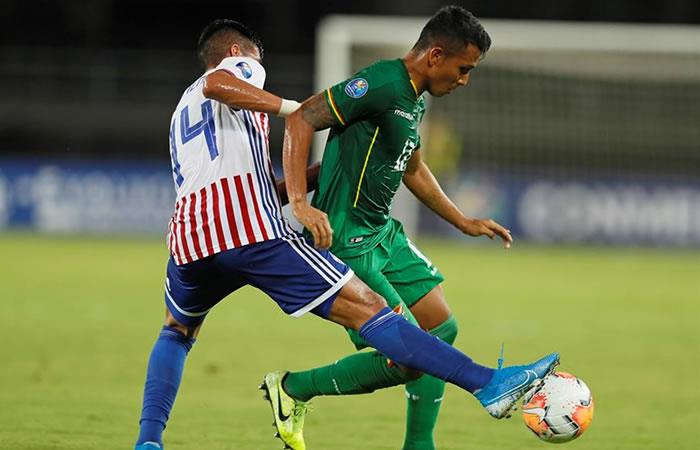 Bolivia perdió ante paraguay en el Preolimpico