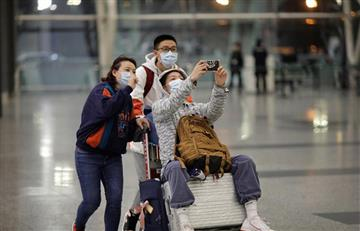 [VIDEO] Coronavirus obliga a China a cancelar servicio de transporte en Wuhan