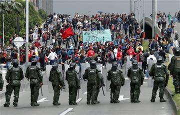 ONU felicitó a Claudia López por su protocolo en las movilizaciones