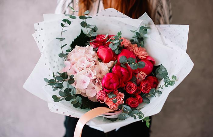 ¡Por qué las flores siempre son el regalo perfecto!