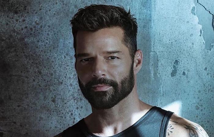 Ricky Martin sorprende con
