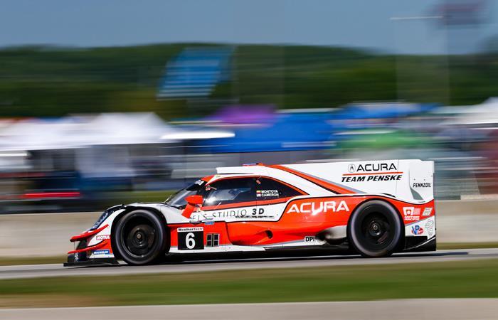 Juan Pablo Montoya correrá las 24 horas de Daytona. Foto: Twitter @Team_Penske
