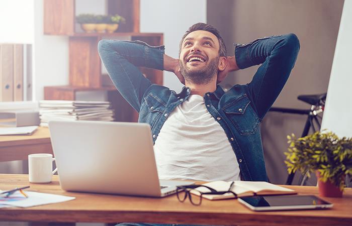 Así lograrás ser feliz en tu trabajo