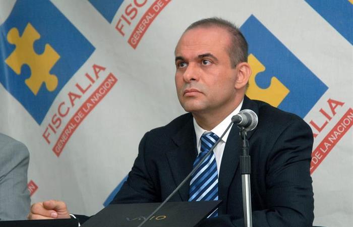 Salvatore Mancuso, una de las máximas cabecillas de las Autodefensas Unidas de Colombia. Foto: EFE