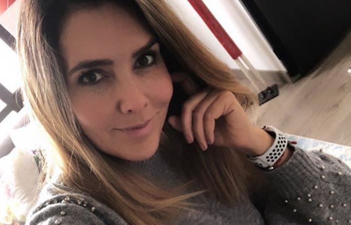 Mónica Rodríguez salio de 'Día Día' a principio del 2019. Foto: Instagram