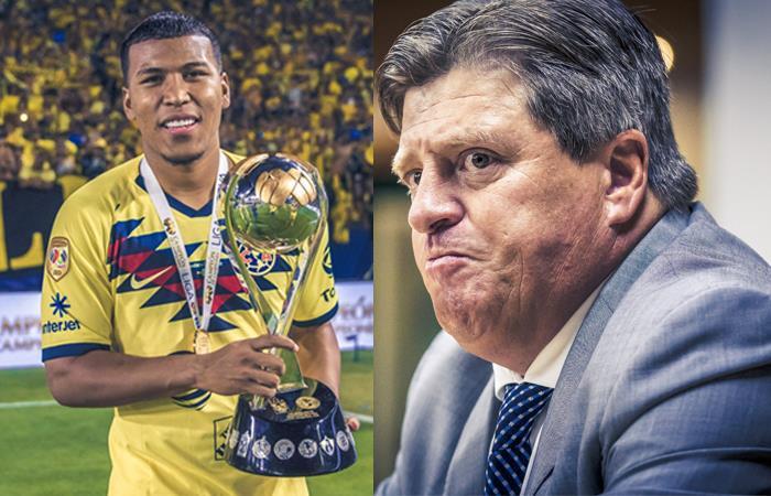 [VIDEO] Técnico de América de México dijo que ya no cuenta con Roger Martínez