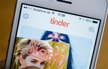 Usuarios de Tinder ahora tendrán un 'botón del pánico'