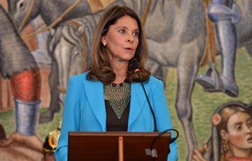 Vicepresidenta confía en que la FIFA le otorgue el Mundial Femenino a Colombia