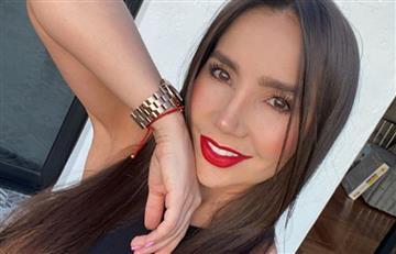 Pecosa y sin una sola gota de maquillaje: Paola Jara enamora con foto al natural