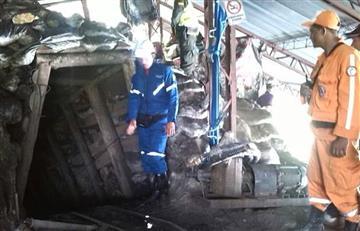 Tres mineros fallecen en colapso de mina de oro en Caldas