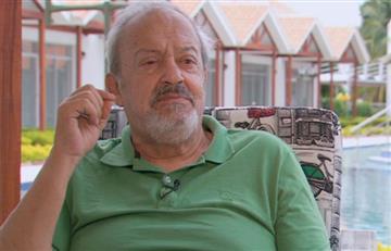 79 años de una leyenda, el 'Gordo' Benjumea celebra un año más de vida