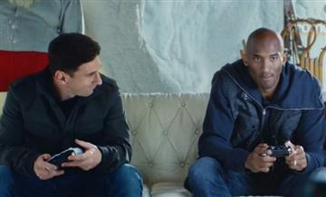 Así fue el comercial que hicieron Messi y Kobe Bryant