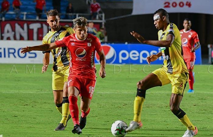 Liga BetPlay Resultado goles América vs Alianza Petrolera fecha 1
