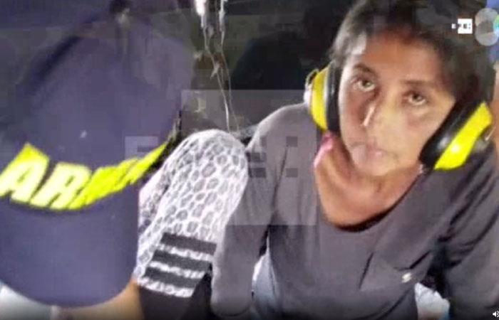 rescate colombianos perdidos amazonas