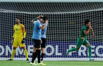 Partidazo entre Bolivia y Uruguay en el Torneo Preolímpico que se disputa en Colombia