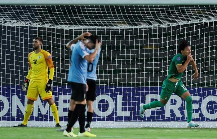 Torneo Preolímpico Colombia 2020  Resultado Bolivia vs Uruguay