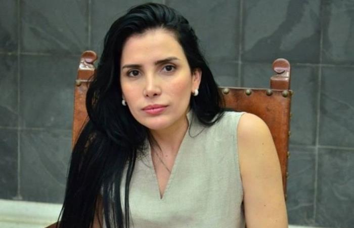 Captura Aida Merlano Venezuela
