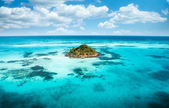 Alojarse en San Andrés puede ser muy placentero para quienes visitan la isla. Foto: Darren Lawrence