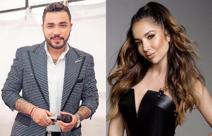 Jessi Uribe comentó foto sin maquillaje de Paola Jara