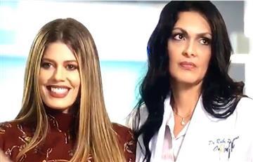 La conmovedora escena de 'Enfermeras' donde Lorna Cepeda habló del cáncer que sufrió