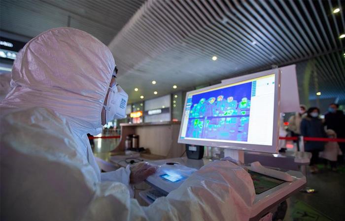 El coronavirus también es conocido como la 'Neumonía de Wuhan'. Foto: EFE
