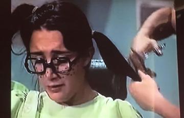 El Señor Barriga revela el secreto detrás de la escena del corte de cabello de la Chilindrina
