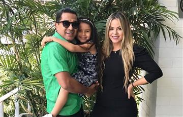 A sus 55 años, Checo Acosta será padre por cuarta vez