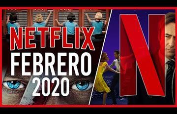 Conoce los estrenos que tiene preparados Netflix para febrero del 2020