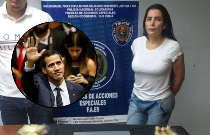 Extradición Aida Merlano Ivan Duque Juan Guaidó