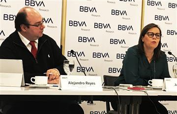 BBVA: Economía colombiana crecerá crecerá 3,2% en 2020