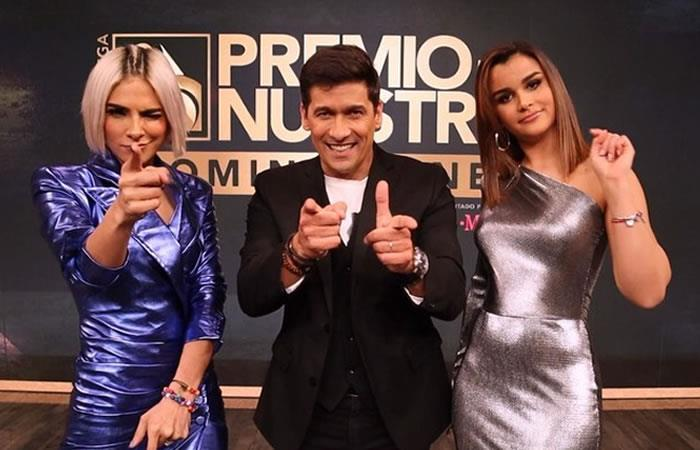 Presentadores Premios Lo Nuestro
